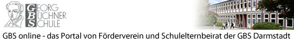 GBS online - Herzlich willkommen auf GBS online, dem gemeinsamen Portal des Fördervereins und Schulelternbeirats der Georg-Büchner Schule Darmstadt!